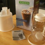 Toddy cold brewing coffee system